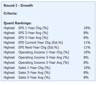 march midness growth criteria